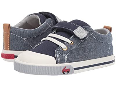 See Kai Run Kids Stevie II (Toddler/Little Kid) (Chambray) Boy