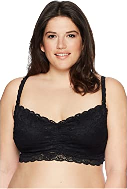 Extended Size Never Say Never Maternity Mommie Nursing Bra NEVER1304P