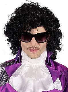 Prince Wig Purple Popstar Wig Pop Star 10112