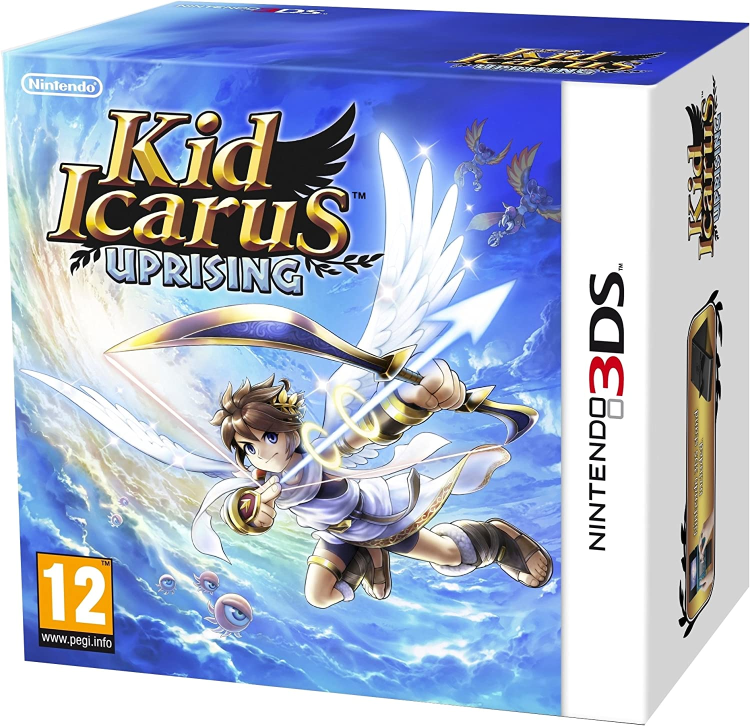 Kid Icarus: Purchase Uprising New sales