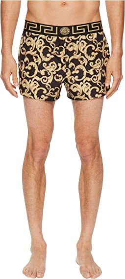 Versace - Barocco Net Short Trunk