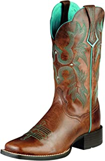 Best women's ariat tombstone square toe boots Reviews
