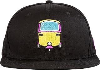 994e264c8df URBAN MONKEY Cotton Casual Wear Adjustable Baseball Snapback Unisex Hip Hop  Cap for Running, Workouts
