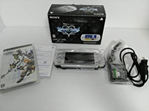 PSP-3000 Kingdom Hearts Birth by Sleep Import from Japan Bundle Game + System