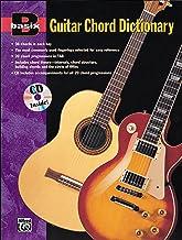 Basix Guitar Chord Dictionary (Book & Audio CD) (Basix(R) Series)