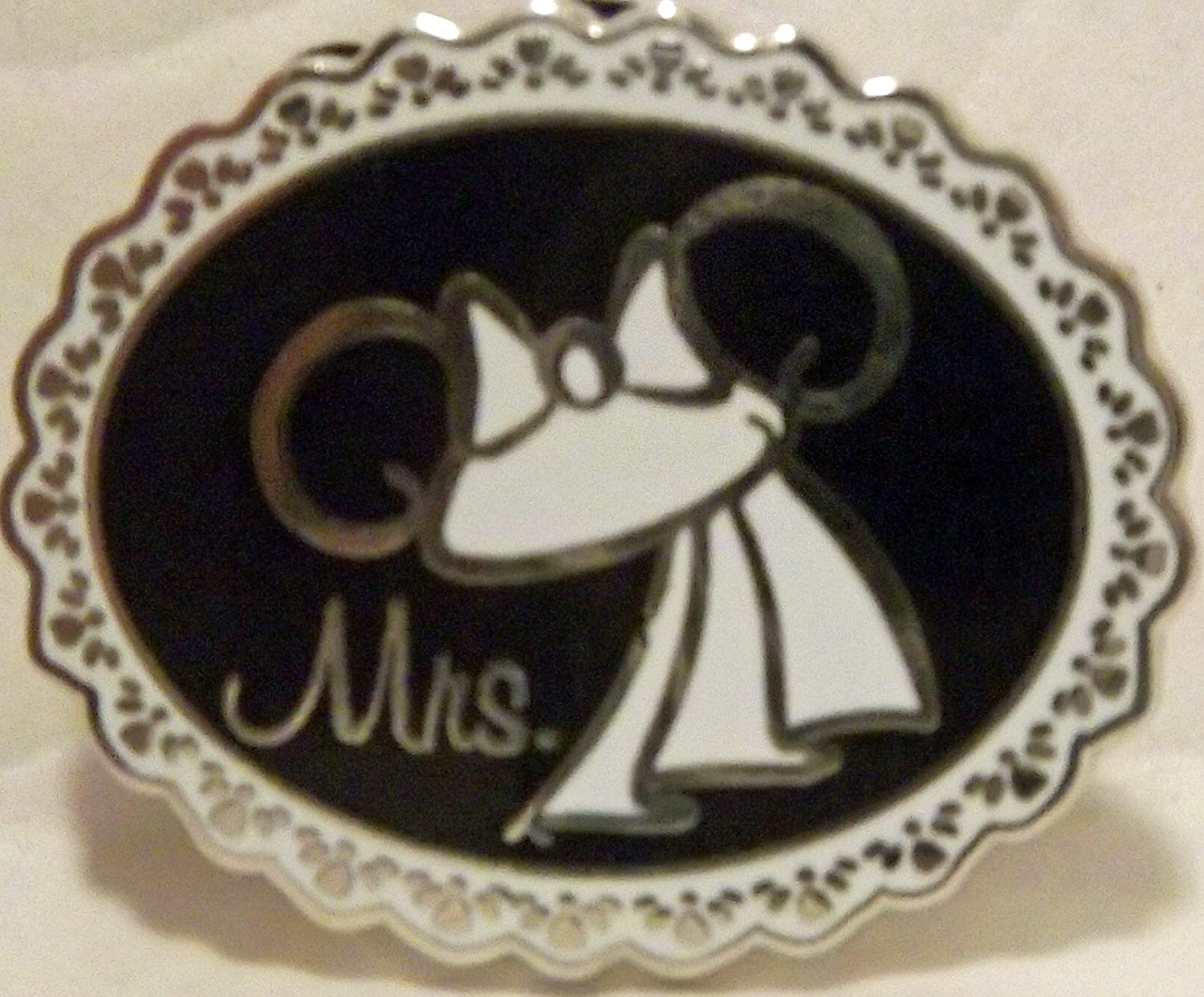 Disney Pin Collector's Pin Minnie Mouse Bride Trading pin