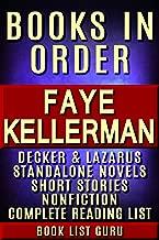 Best faye kellerman books in order Reviews
