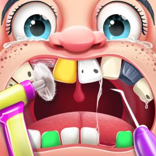 Crazy Kids Dentist Simulator: Fun Adventure