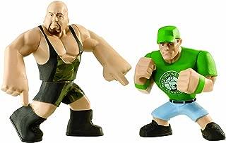 WWE Rumblers Big Show and John Cena Figure, 2-Pack