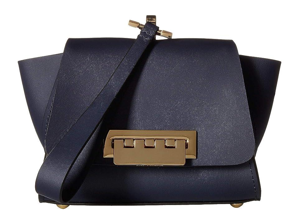 ZAC Zac Posen Eartha Wristlet Solid (Parisian Nights) Wristlet Handbags