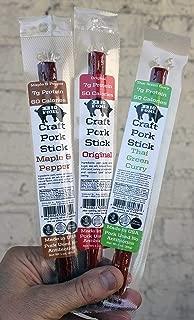 Craft Pork Snack Stick Sample Pack