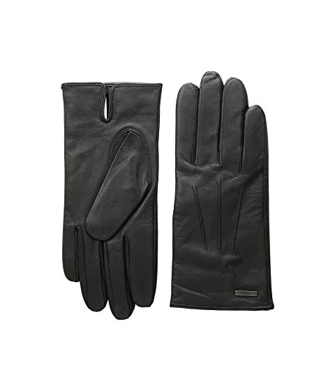 BOSS Hugo Boss Hainz Leather Gloves