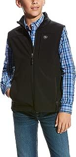 ARIAT Boys' Big Vernon 2.0 Softshell Vest