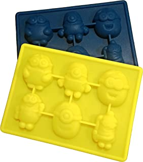 minion ice cube tray