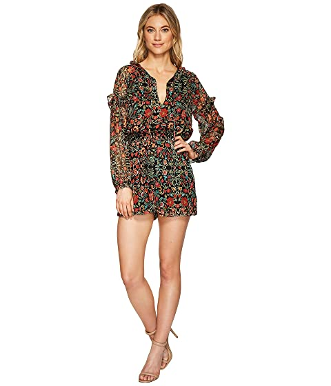 76261334416 Adelyn Rae Portia Romper at 6pm