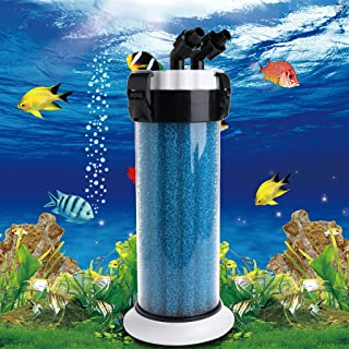 ECMQS Acuario Pre Filtro Externo Esponja Barrel para Acuario QZ DE 30 Tortuga Caja Dispositivo