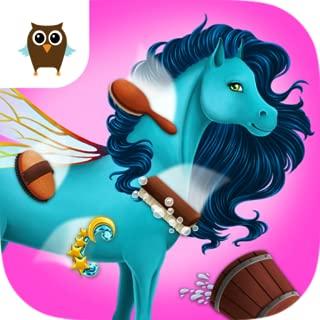 Princess Horse Club 2 - Royal Pony Spa, Makeover & Dream Wedding Day