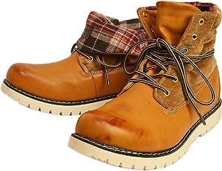 リベルト エドウィン ブーツ 防水 防寒 ワークブーツ スノー レイン シューズ 折り返し メンズ 靴