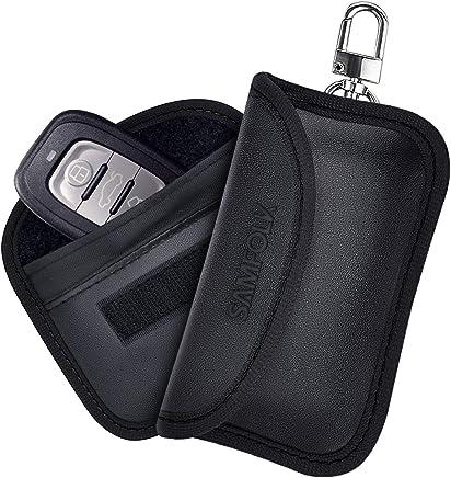 Car Key Entry Signal Blocker Diebstahlschutz Autoschl/üssel Schlie/ßsystem NFC RFID Auto Schl/üssel Schutzh/ülle Practimondo Keyless Go Autoschl/üssel Schutz Box