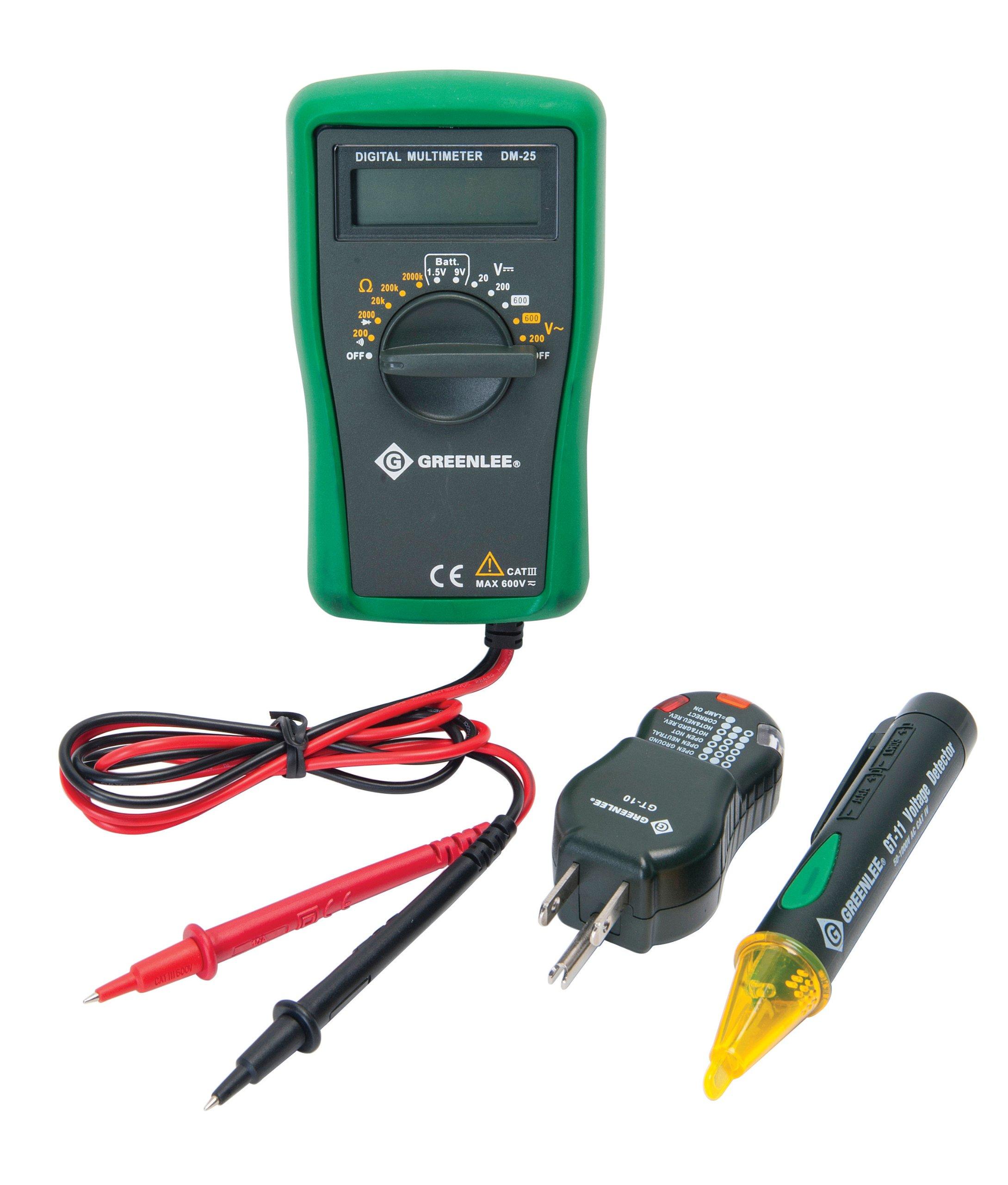 Greenlee TK 30A Basic Electrical 1 Pack
