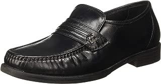 Lee Cooper Men's Lc1460eblack Leather Formal Shoes
