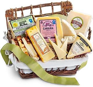 Entertainer's Artisan Cheese Hamper Gourmet Gift Basket