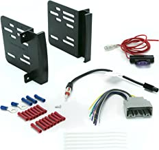 dodge caravan radio install kit