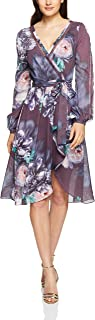 Cooper St Women's Carrie Long Sleeve Wrap Dress