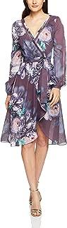 Cooper St Women's Carrie Long Sleeve Wrap Dress