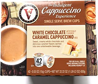 Best cappuccino k cup nutrition Reviews