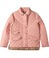 Burberry Kids - Brennan Coat (Little Kids/Big Kids)