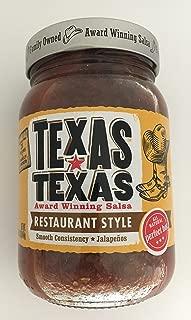 Restaurant Style Perfect Hot Salsa, 16 oz- Texas - Texas