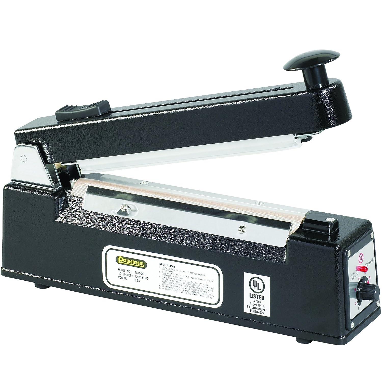 BOX USA Manufacturer Bargain sale regenerated product BSPBC8 Impulse Hand Sealers Cutters 1 x 16