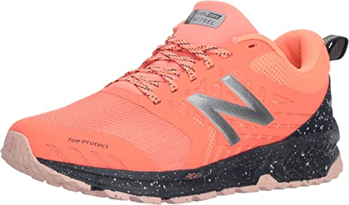 New Balance Wohommes Nitrel v1 FuelCore Trail Running chaussures, Fiji, 8.5 D US
