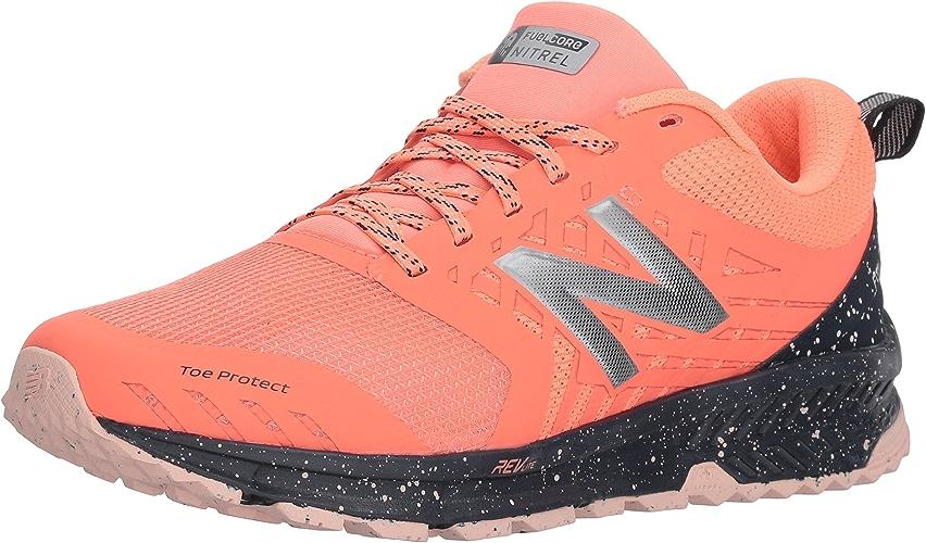 nouveau   Nitrel V1, Chaussures de Trail Femme