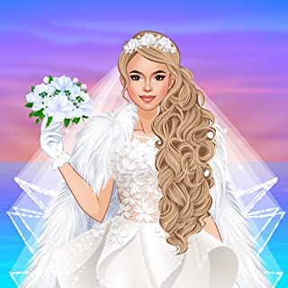 girl wedding dressup and makeover games