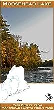moosehead lake chart