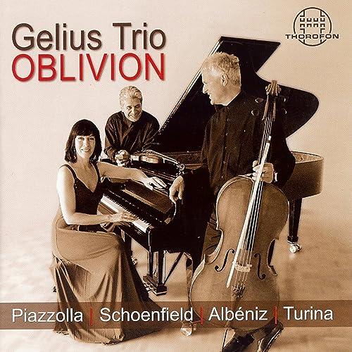 Suite España, Op. 165: II. Tango de Gelius Trio en Amazon Music - Amazon.es