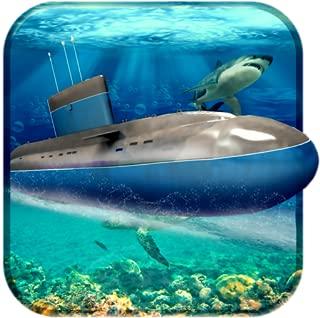 Submarine Simulator 3D - Underwater Survival Games
