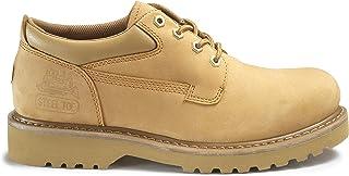 كاتربيلار وودستوك حذاء سلامة للرجال