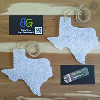 Butt Naked scented Large White Texas Automotive Car Freshener - 2 Pack