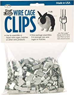 Jclips For Making Cages
