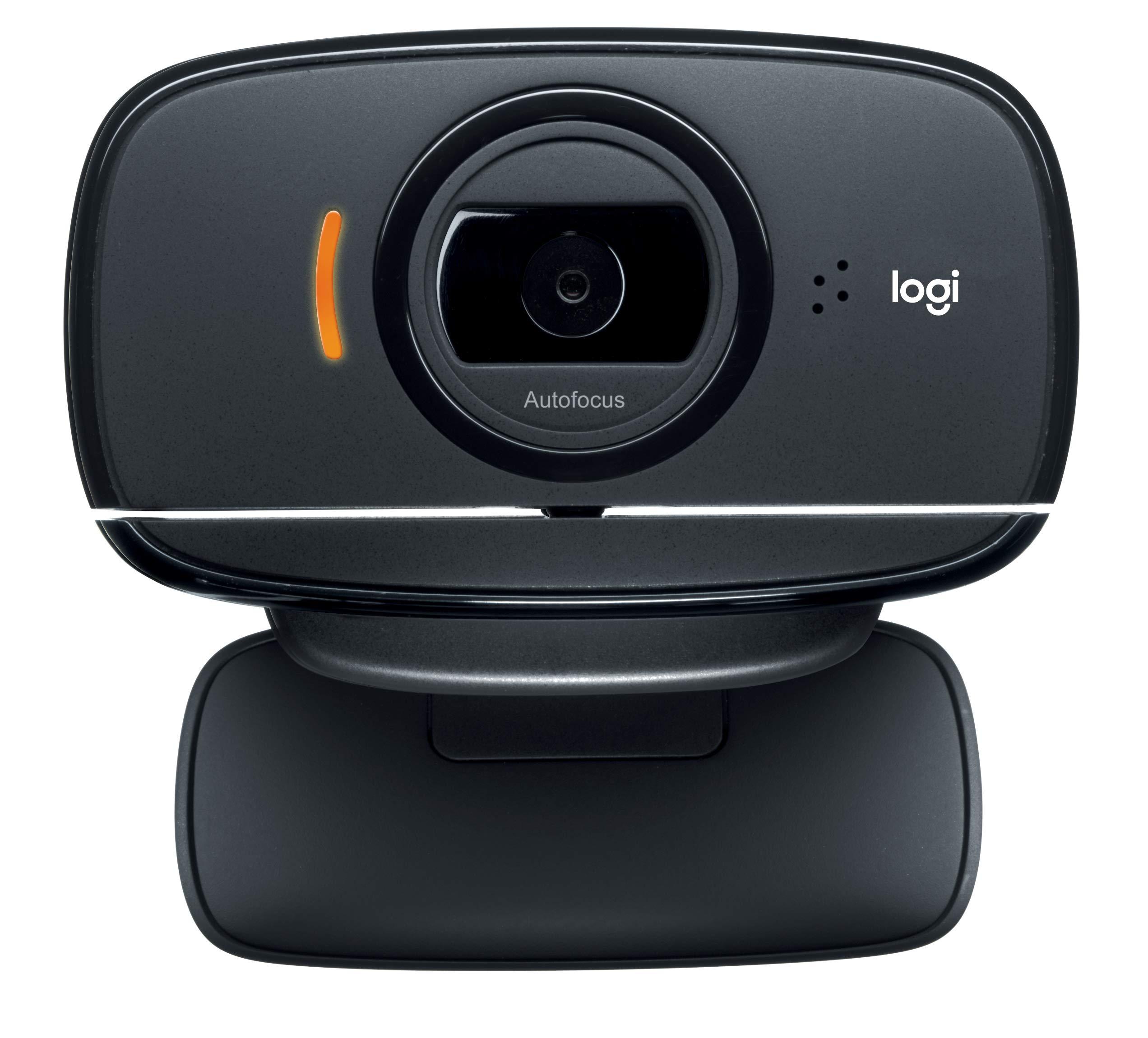 Logitech Webcam Portable Calling Autofocus