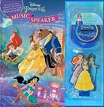 Disney Princess Music Speaker (Music Player Storybook)