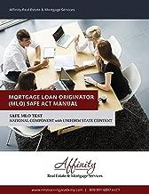 Mortgage Loan Originator SAFE Act Manual