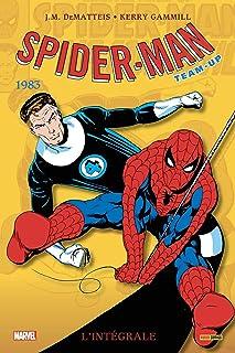 Spider-Man Team-Up: l'Intégrale (1983) - (Tome 47) (Marvel Classic)