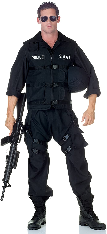 Underwraps Mens Swat Shirt