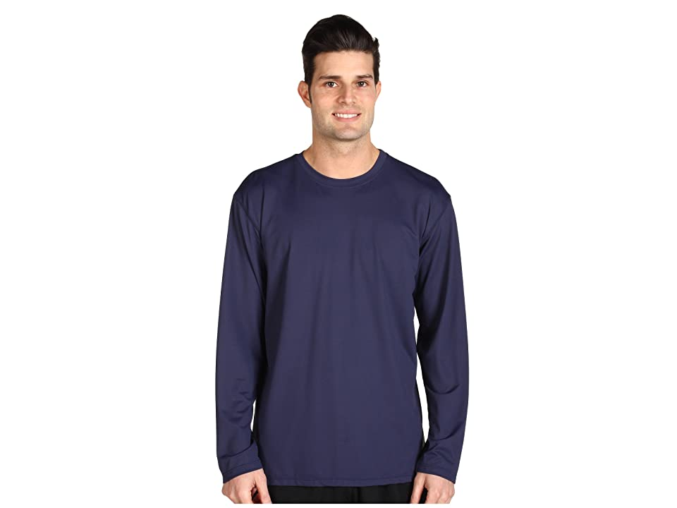 Toes on the Nose L/S Element Guard (Navy) Men's Long Sleeve Pullover