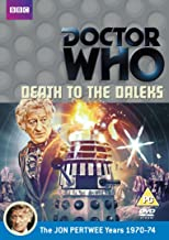 Doctor Who - Death to the Daleks anglais