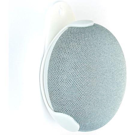 Wandhalterung Befestigung Hülle Schutz Case Für Google Home Mini Smart Speaker Weiß Elektronik